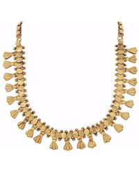 Carousel Jewels | Antique Intricate Necklace | Lyst