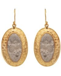 Carousel Jewels - Jasper Antique Earrings - Lyst