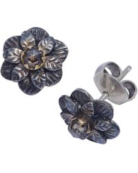 Emma Chapman Jewels - Talini Stud Earrings - Lyst