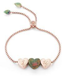 LMJ - Luv Me Ruby Fuchsite Bracelet - Lyst