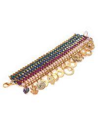 Miss High & Low - Shake It Sista Bracelet - Lyst