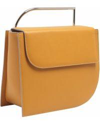 Lautem - Euler Leather Bag Siena - Lyst