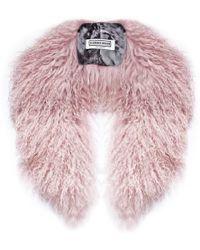 Florence Bridge - Cosima Collar Pink - Lyst