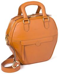 NINE TO FIVE - Mini Bag Eisbach Brown - Lyst