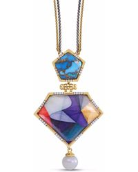 LMJ - Free Spirit Necklace - Lyst