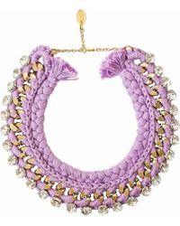 Ricardo Rodriguez Design - Daisy Necklace - Lyst