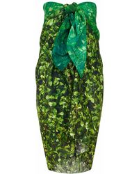 Pam Weinstock London - Persephone Cotton Sarong - Lyst