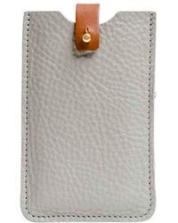 N'damus London - Iphone Sleeve Grey - Lyst