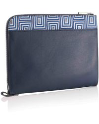 Mark Giusti - Cosmati Laptop Cover Navy - Lyst