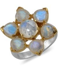 Emma Chapman Jewels - Elara Moonstone Ring - Lyst