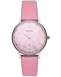 ADEXE Watches - Freerunner Petite Pink - Lyst