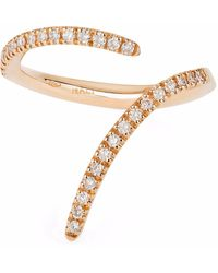Sarah Ho - Sho - Numerati Ring Rose Gold Lucky Number 9 - Lyst