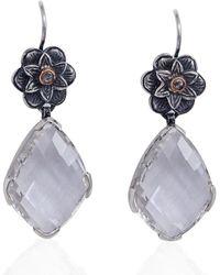 Emma Chapman Jewels - Talini Chandelier Earrings - Lyst