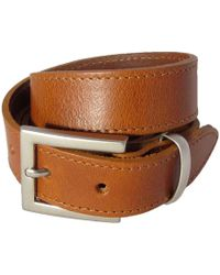 N'damus London | The Orion Tan Belt Silver Buckle | Lyst