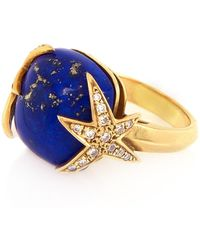 Alexandra Alberta | Starry Night Ring | Lyst