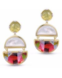 LMJ - Envy Me Dangle Earrings - Lyst