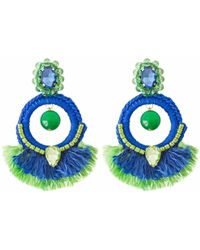 Ricardo Rodriguez Design - Festa Earrings - Lyst