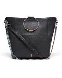 Thacker NYC | Circe Bag Black Oilslick | Lyst