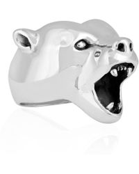 Strange Fruit - Bear Ring Silver - Lyst