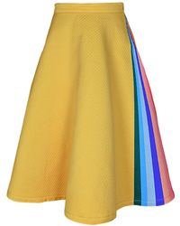 My Pair Of Jeans Rays Round Skirt - Multicolour