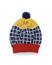 Margot & Me - Knit Hat Paige - Lyst