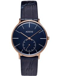 ADEXE Watches - Freerunner Petite Blue - Lyst