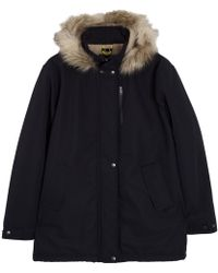 Roamers & Seekers - Precision Blackboard Quilted Parka - Lyst