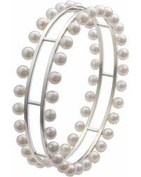 Stellino Jewels | Moon Bracelet | Lyst