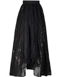 Jelena Bin Drai - Layered Tulle Skirt - Lyst