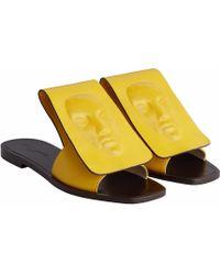 Ganor Dominic - Tyche Yellow - Lyst