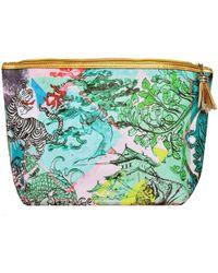 Jessica Russell Flint - Xl Washbag Soft Japan Design - Lyst