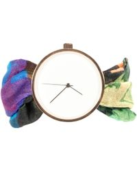 May28th - 04:22pm Multicolour Silk Watch - Lyst