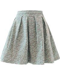 My Pair Of Jeans - Papillon Skirt - Lyst