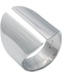 Edge Only - Wedge Ring Silver - Lyst