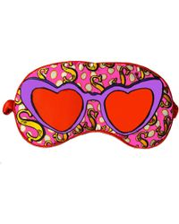 Jessica Russell Flint - S For Sunglasses Silk Eye Mask In Giftbox - Lyst