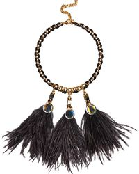 Nocturne - Sophia Necklace - Lyst