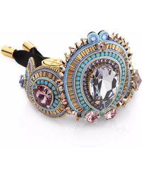 Izabela Felinski - Essential Blue Bracelet - Lyst