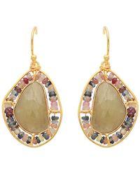 Carousel Jewels - Sapphire & Multi Gemstones Earrings - Lyst