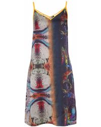 Klements | Lilly Camisole In Orbit Print | Lyst