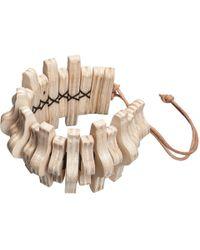 Hring Eftir Hring - Spine Bracelet - Lyst
