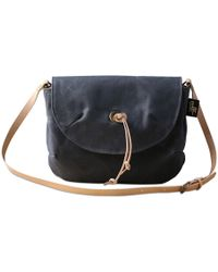 dorayaky - June Grey Waxed Canvas Bag - Lyst