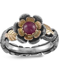 Emma Chapman Jewels - Buttercup Ruby Ring - Lyst