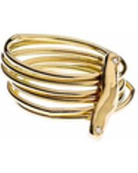 ELI-O - The Noisoi Ring Gold - Lyst