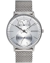 ADEXE Watches | Foreseer Grande Silver | Lyst
