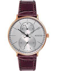 ADEXE Watches | Foreseer Grande Dark Brown | Lyst