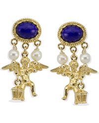 Vintouch Italy - Puttino Earrings - Lyst