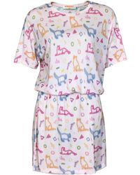 Supersweet x Moumi - Yunebox Neon Dress - Lyst