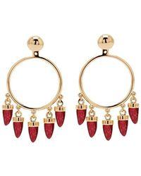 Eshvi - Earrings - Lyst