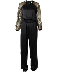 Supersweet x Moumi - Silk Thea Onesie - Lyst
