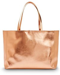 NINE TO FIVE - Shopper Bag Syd Powder Glam - Lyst